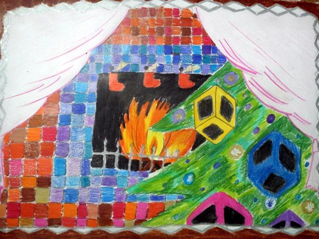 Bűcs Boglárka rajza